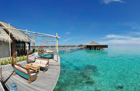 Ayada Maldives Amongst The World S Best Hotels Of 2019 On