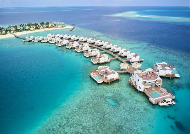 LUX* North Male' Atoll nominated for World Luxury Hotel Awards 2019