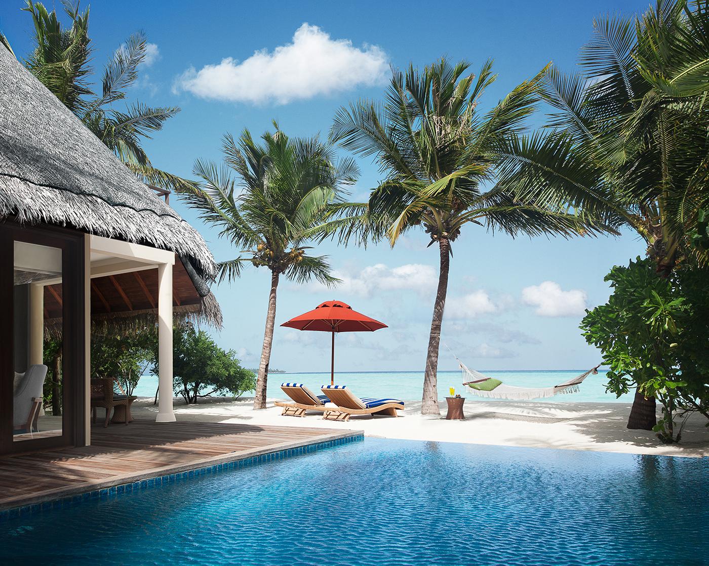 Taj Exotica Resort bliss